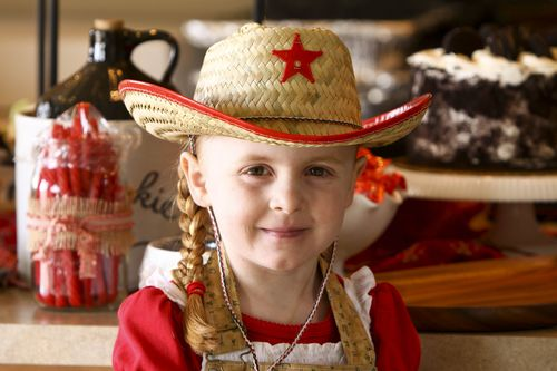 Brie cowgirl