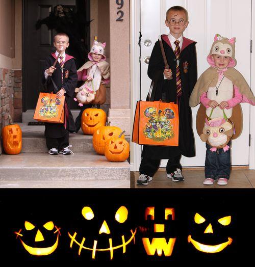 Halloween kids 2010